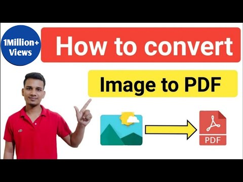 How to convert image to PDF without app in mobile 2020 | how to change image to PDF | JPG to PDF