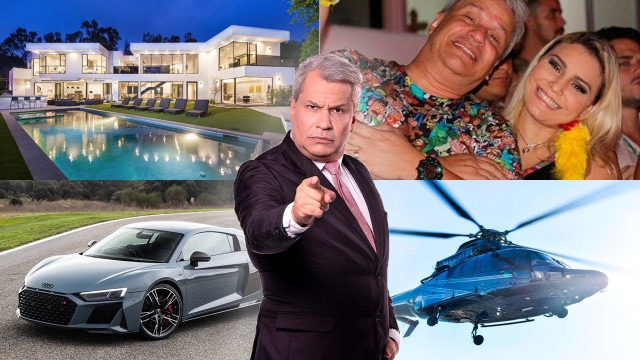 COMO É A VIDA MILIONÁRIA DE SIKÊRA JÚNIOR