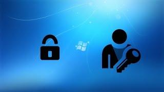Windows 7/8/10 Reset Forgotten Password (Ease of Access Center Method)