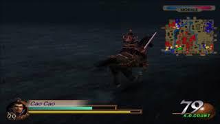 Cao Cao - Dynasty Warriors 3 Xtreme Legends - Very Hard Mode.