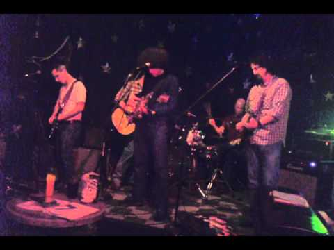 The Tree Frogs - Lockjaw - 2/25/12 ~ Laurelthirst Public House