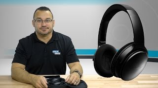 Bose QuietComfort 35 Wireless Headphones Review