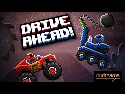 Тусуемся в drive ahead(андроид игры на двоих)