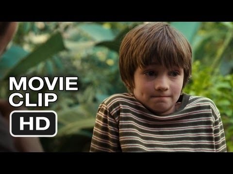 The Odd Life of Timothy Green CLIP - Cut (2012) Disney Movie HD