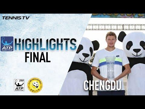Istomin Triumphs In Chengdu 2017