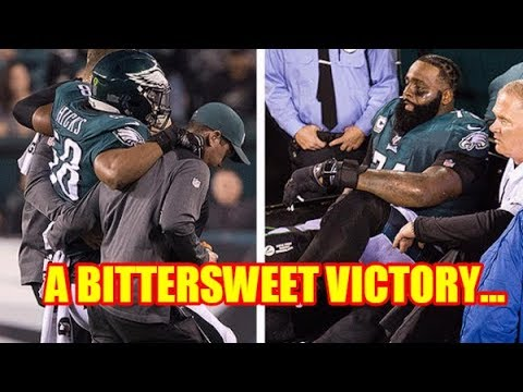 Jordan Hicks & Jason Peters OUT FOR SEASON! My thoughts...