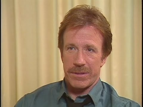 """Download Chuck Norris - Interview for """"Hero and the Terror"""" - 1988"""