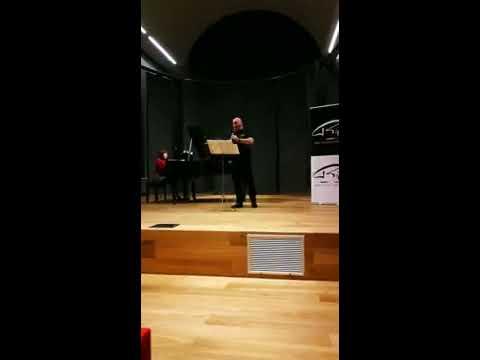 Paolo Beltramini Masterclass a Velletri