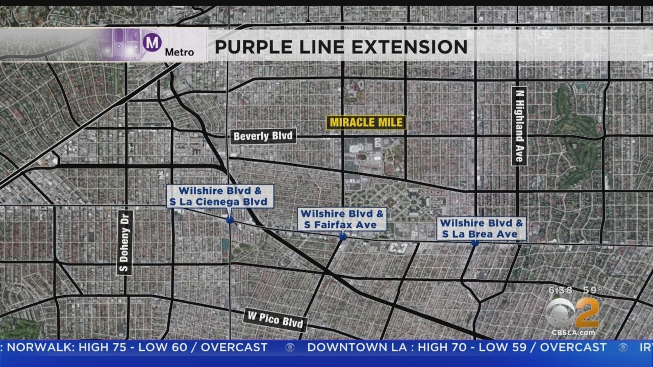 Metro Celebrates Halfway Point Of Purple Line