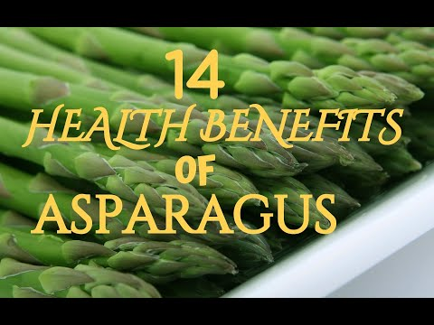 14 Health Benefits of Asparagus