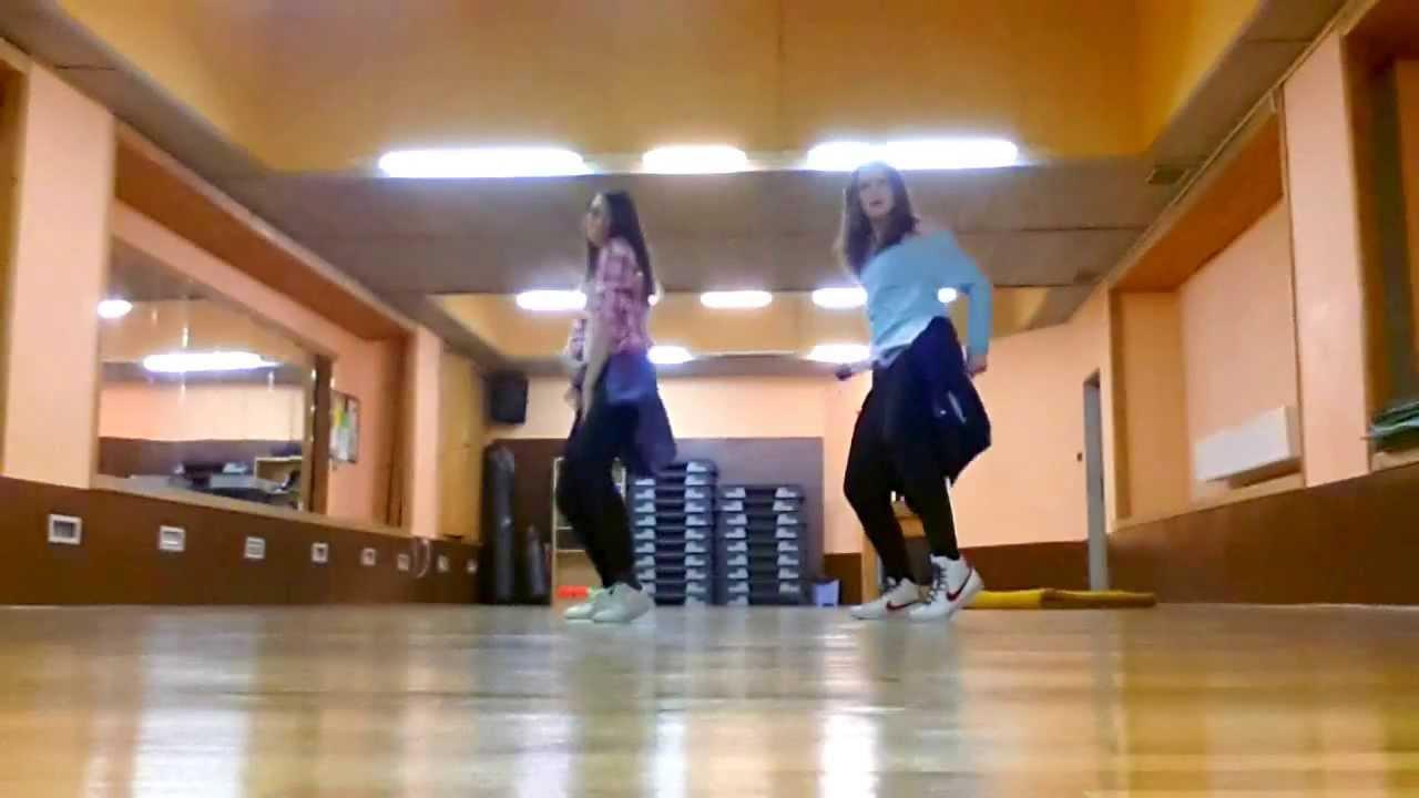 [Dancing 9] SNSD's Hyoyeon & EXO's Kai, Lay (cover ...