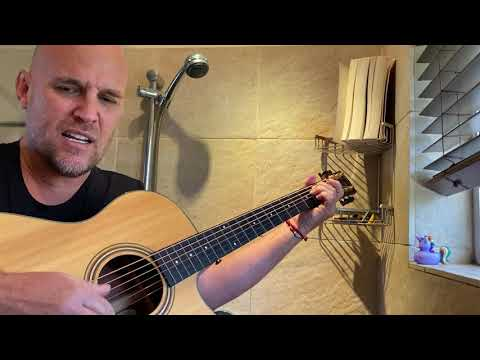 "SHOWER SONGS: JOHN SINGS ""DON'T TELL ME THE TIME"" BY MARTHA DAVIS"