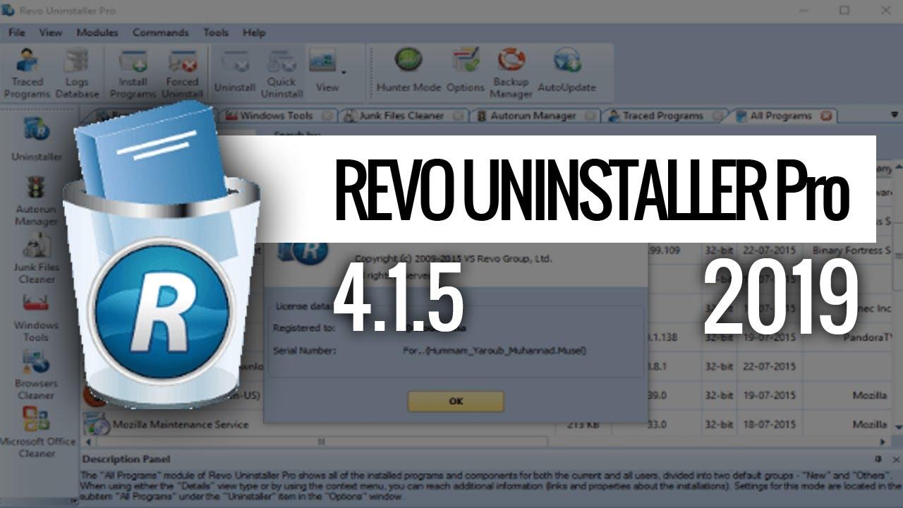 Revo Uninstaller Professional v3.1.8 Multilenguaje ...