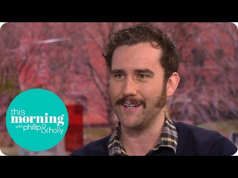 Matthew Lewis On Being Happy Valley's Prime Suspect | This Morning