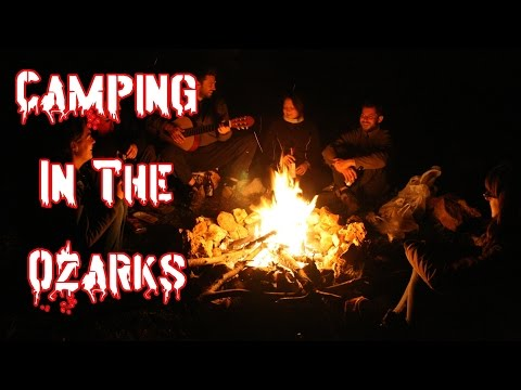 """Camping In The Ozarks"" - Creepypasta"