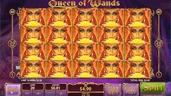 Jackpots William Hill game slots  Queen of Wands
