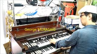 LITTLE MASTA plays HAMMOND B-3