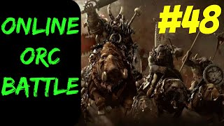 Pure Greenskin Multiplayer Battle #48 -- Total War: Warhammer