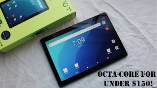 New Wal-Mart's 2020 ONN 10 Pro Android 10 Tablet Unboxing & 1st Impressions!
