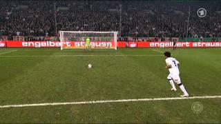 Borussia Mönchengladbach 2:4 i.E. FC Bayern München (Elfmeterschießen, DFB-Pokal 2011/2012)