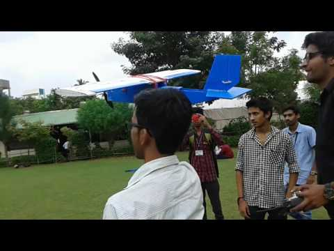 RC aircraft | successful | st John's college of engineering and management.