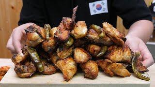 치킨 한마리 값에 두마리 먹는 방법