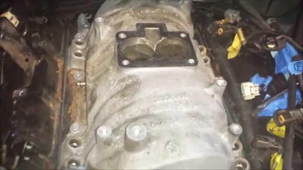 2001 Dodge Ram 1500  Intake Manifold and Plenum Gasket