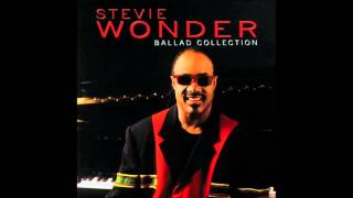 Stevie Wonder Ballad Collection 4~6