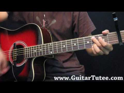The Fray - Never Say Never, by www.GuitarTutee.com - YouTube