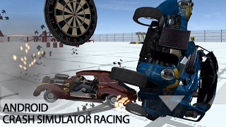Car Crash simulator racing//car crash // destroy car