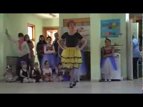 Bailarinas De Corazon Prof. Martina GODOY-  CLUB DE DIA Nov.2013 Carmen Delia