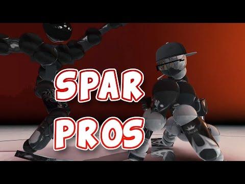 PRO SPAR Champions | Toribash Montage