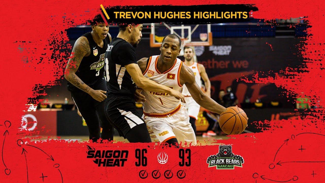 ABL9 || Saigon Heat: Tổng hợp pha bóng của Trevon trong trận gặp Macau Black Bears | Home Game 2