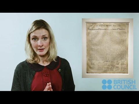 Explore English: What led to the US Declaration of Independence?