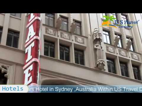Four Points By Sheraton Sydney, Darling Harbour - Sydney Hotels,  Australia