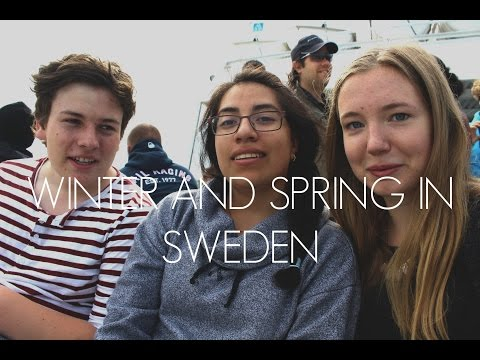 HIGHLIGHTS OF WINTER AND SPRING IN SWEDEN