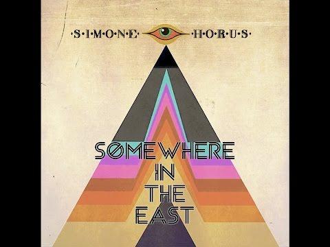 Simone Horus - SOMEWHERE IN THE EAST promo CD