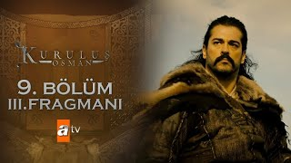 Kurulus Osman Episode 9 Trailer 3 English subtitles
