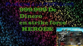 Como tener Monedas y nivel infinito en Strike force heroes! FUNCIONA