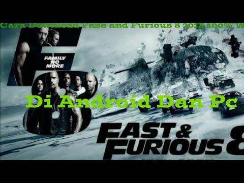 Cara Download Film Fast and Furious 8 di Android dan PC Work 100% 2018!!!
