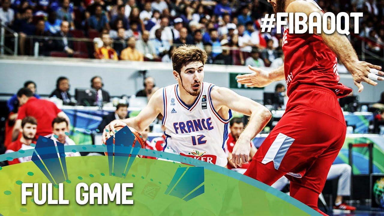 France v Turkey - Full Game