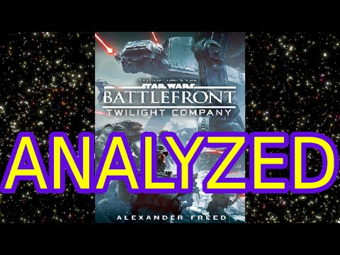 Star Wars Analyzed: Battlefront Twilight Company Review *Giveaway*