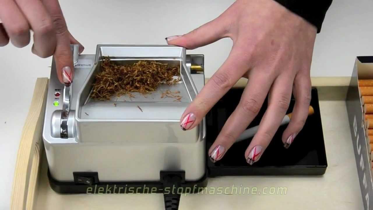 Zigarettenstopfmaschine testsieger dating