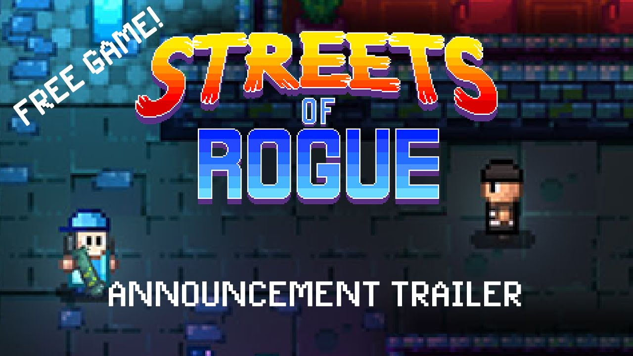 Streets of Rogue (PC) CD key for Steam - price from $5 85