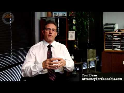 Introducing Tom Dean AttorneyForCannabis.com
