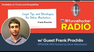 Frank Prochilo, Legal Tips and Strategies for Online Marketers