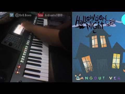 JKT48 & AKB48 - Hallowen Night Dangdut Version