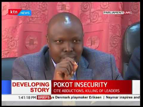 Jubilee leaders reveal government links in the recent abductions in Baringo