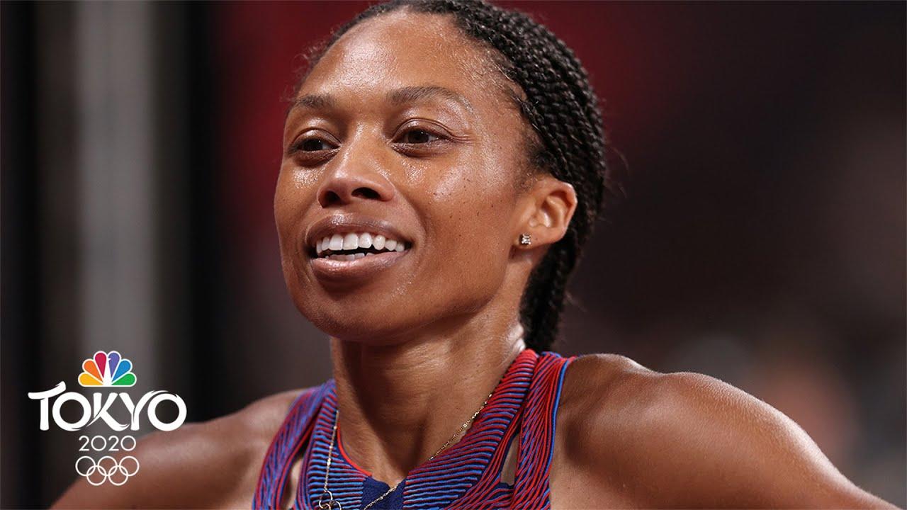 Tokyo Olympics recap: Allyson Felix makes history with 400m ...