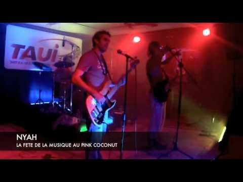 AVEC TAUIFM LIVE @ PINK COCONUT NYAH DYNAMITE FETE DE LA MUSIQUE 21 JUIN 2013